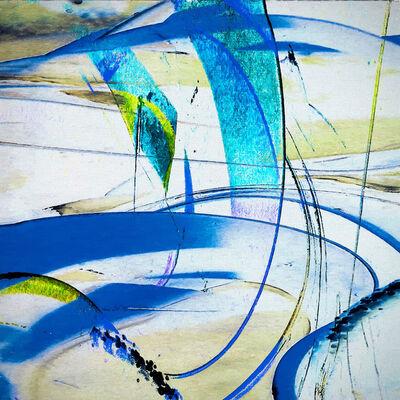 Manss Aval, 'Aquasense', 2013