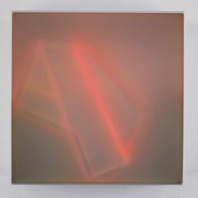 Kal Mansur, 'Olive Signet 3', 2017