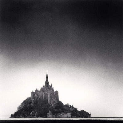 Michael Kenna, 'MONT ST. MICHEL, NORMANDY, FRANCE, 1991', 1991