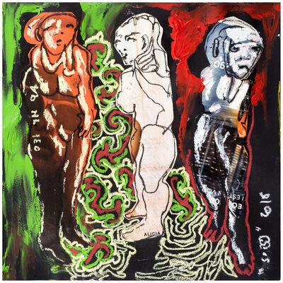 Soly Cissé, 'Untitled 18  (Black Book Project 1)', 2016