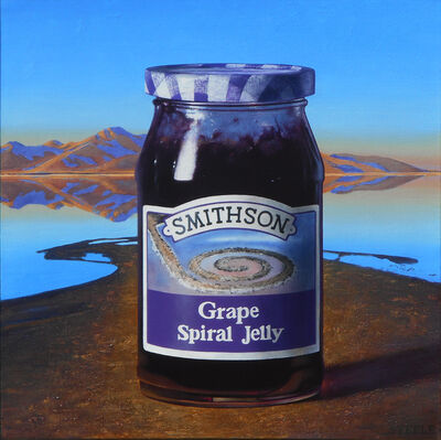 Ben Steele, 'The Grape Spiral Jelly', 2020