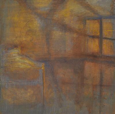 Celia Paul, 'Room, Great Russell Street, Night', 2020