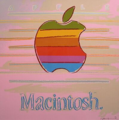 Andy Warhol, 'Apple (FS II.359)', 1985