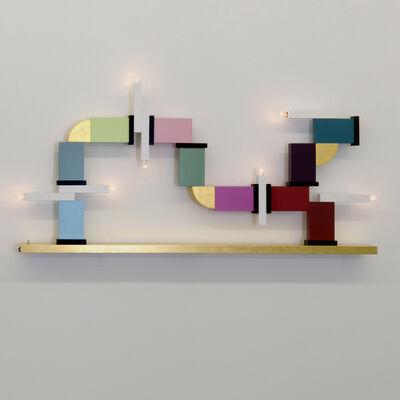Martine Bedin, 'Lampe de Poche', 2014