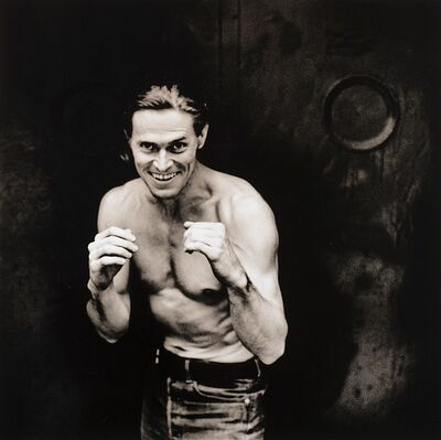 Anton Corbijn, 'Willem Dafoe, New York', 1995