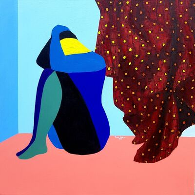 Tonia Nneji, 'Night 2', 2019