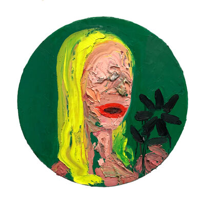 Corey Lamb, 'Flower', 2018