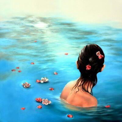Rossella Baldecchi, 'Haiku 17 –  La bagnante', 2011