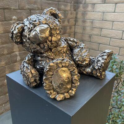 """Brent Estabrook, '""""Smiles"""" Polished Bronze Edition', 2019"""