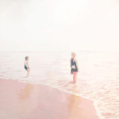 Lisa Golightly, 'Pink Shore', 2020
