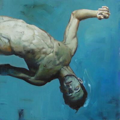 Filippo Manfroni, 'Blu', 2014