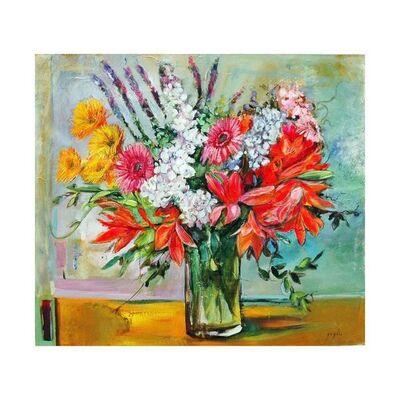 Lenner Gogli, 'Ornate Bouquet', 1990-2020