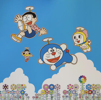 Takashi Murakami, 'So Much Fun, Under the Blue Sky', 2020