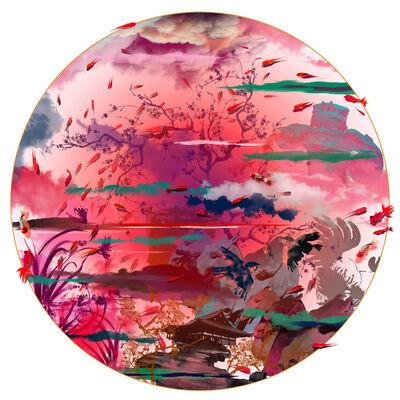 Guang-Yu Zhang, 'Oriental Memory XVI', 2014