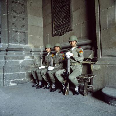 David Constantine, 'Mexico City, Mexico', 1990