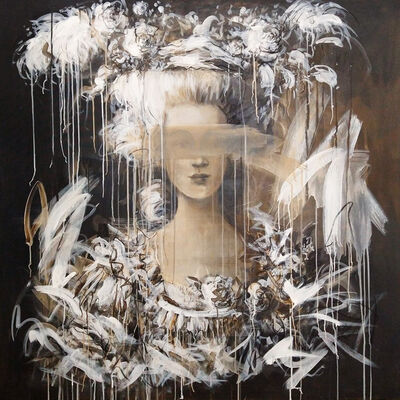 Mandy Racine, 'White Mischief ', 2021
