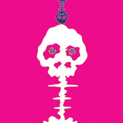 Takashi Murakami, 'Time Bokan- Missing in the Eyes- Pink', 2006