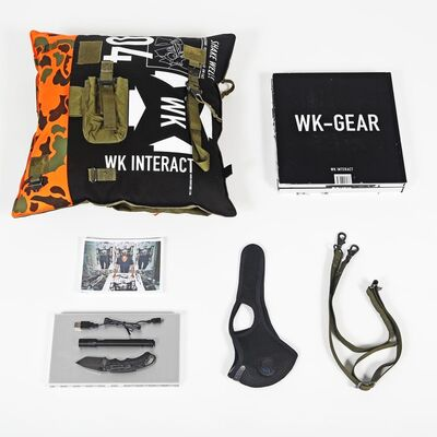 WK Interact, 'WK–PILLOW KIT', 2020