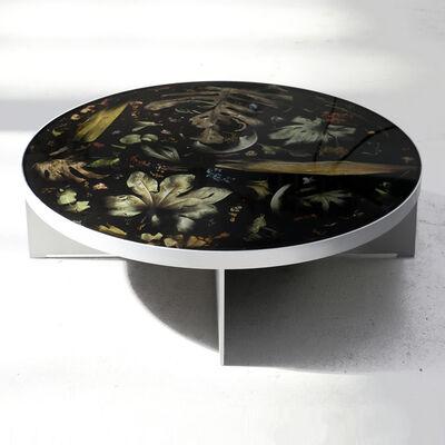Marcin Rusak, 'Flora Low Table'