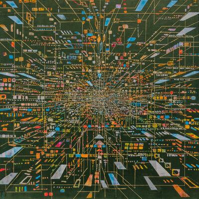 Katsumi Hayakawa, 'Amplitude #1701', 2017