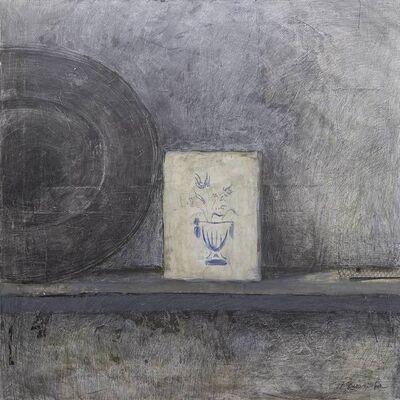 Katya Rozhkova, 'STILL LIFE WITH TILES ', 2010