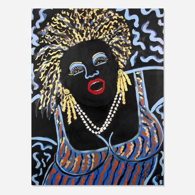 Faith Ringgold, 'Jazz Stories: Mama Can Sing 6/7', 2001-2004