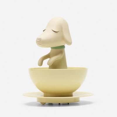 Yoshitomo Nara, 'PupCup', 2003