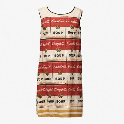 Andy Warhol, 'The Souper Dress', ca. 1965