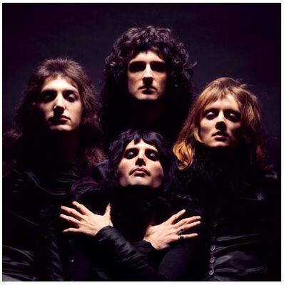 Mick Rock, 'Queen', 1974