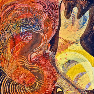 Michael DesRosiers, 'Cadmium Nudge', 2016