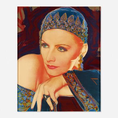Rupert Jasen Smith, 'Greta Garbo (Mata Hari)', 1988