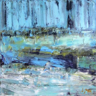 Janice Sugg, 'Blue Lake', 2019
