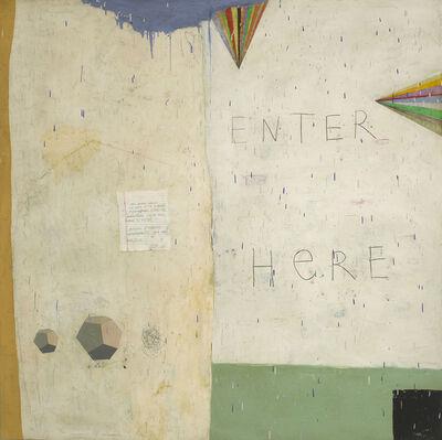 Squeak Carnwath, 'Beginner', 2008