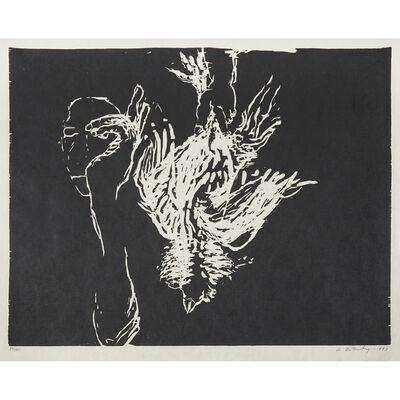 Susan Rothenberg, 'Dead Rooster #3', 1993