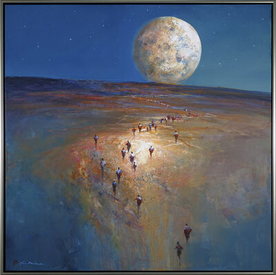 Mel Brigg, 'By the Light of the Moon', 2018