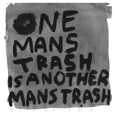Nathan Bell, 'One Mans Trash', 2016