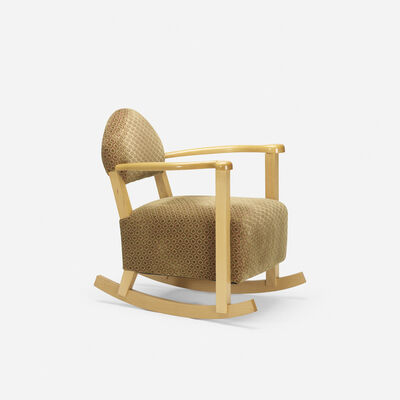 Roy McMakin, 'Rocking chair', 1988