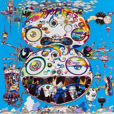 Takashi Murakami, 'Tan Tan Bo - In Communication', 2014