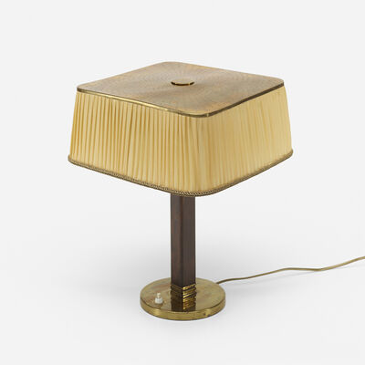 Paavo Tynell, 'table lamp, model 5066', c. 1945