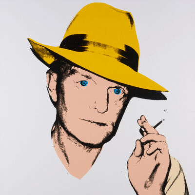 After Andy Warhol, 'Truman Capote'