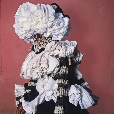Phyllis Galembo, 'Affianwan Masquerade, Nigeria', 2005