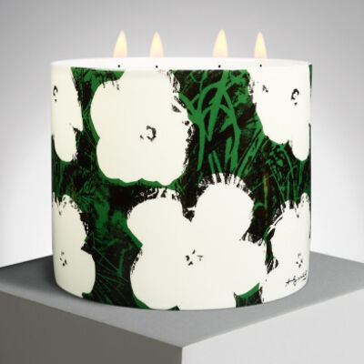 Andy Warhol, 'Flowers Candle by Andy Warhol', 2018