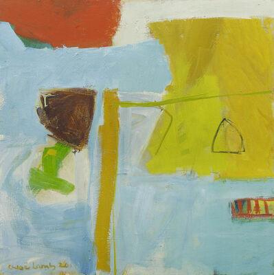 Chloe Lamb, 'Seahouses II', 2017
