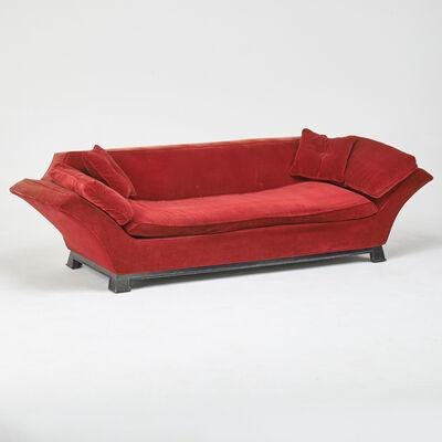 James Mont, 'Gondola sofa', 1960s