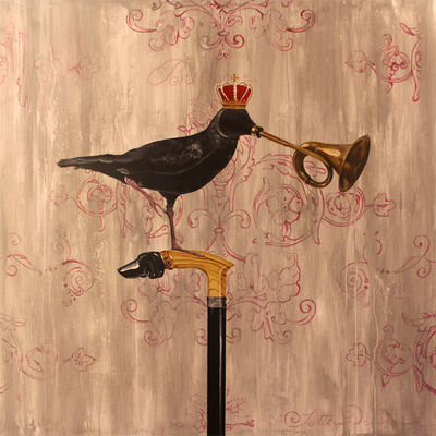 Lalo Cruces, 'The King', 2015