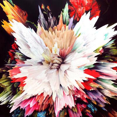 Kate Tova, 'Floral Glitch I', 2019