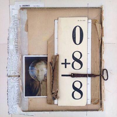 Deb Goldstein, 'Everett loves the number 8', 2016