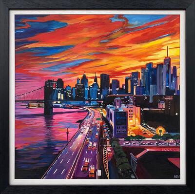 Angela Wakefield, 'Brooklyn Bridge, New York City ', 2019