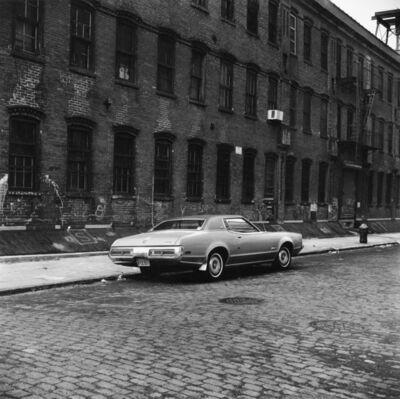 Peter Hujar, 'Parked Car, Brooklyn', 1976