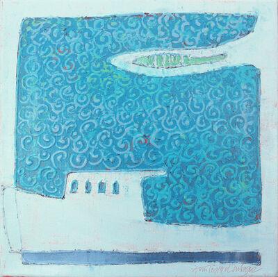 Ann Trainor Domingue, 'Deep Blue Below', ca. 2018